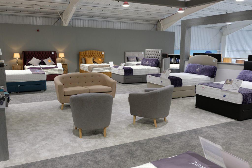 Ottoman Beds | Floorstore Wakefield