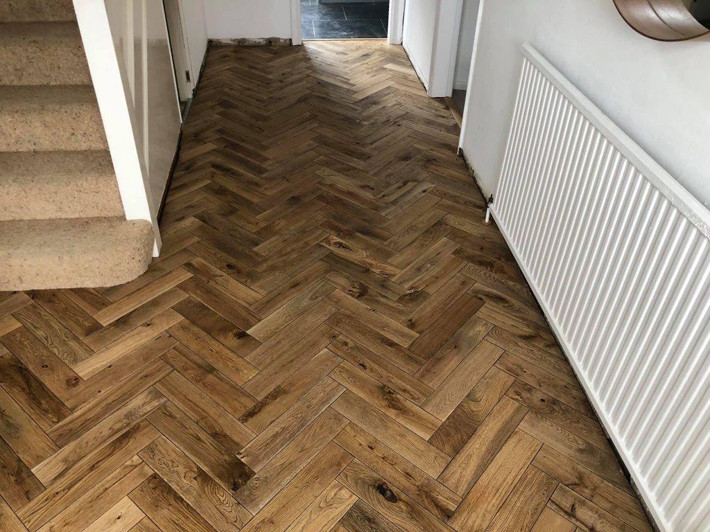 Engineered Herringbone Flooring | Leeds | Floorstore