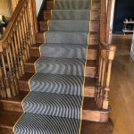 Stripe Stair Carpet | York | Floorstore