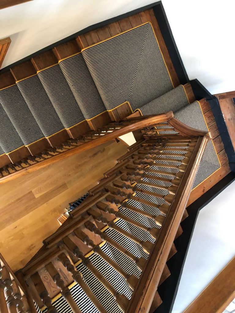 Feature Staircase Carpet | Shipton by Beningbrough | Floorstore