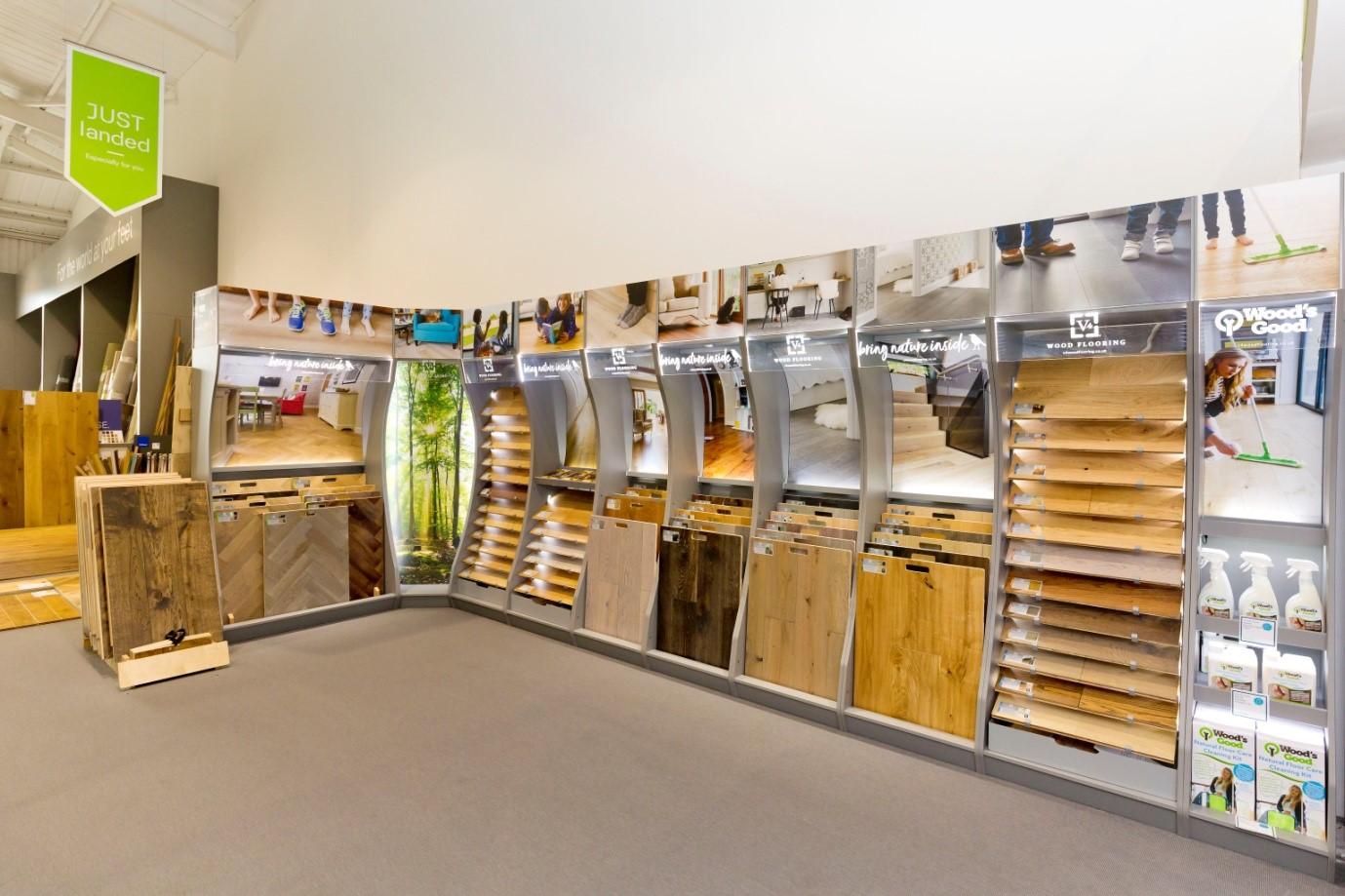 New V4 Wood Flooring Showroom   Leeds & Wakefield   Floorstore