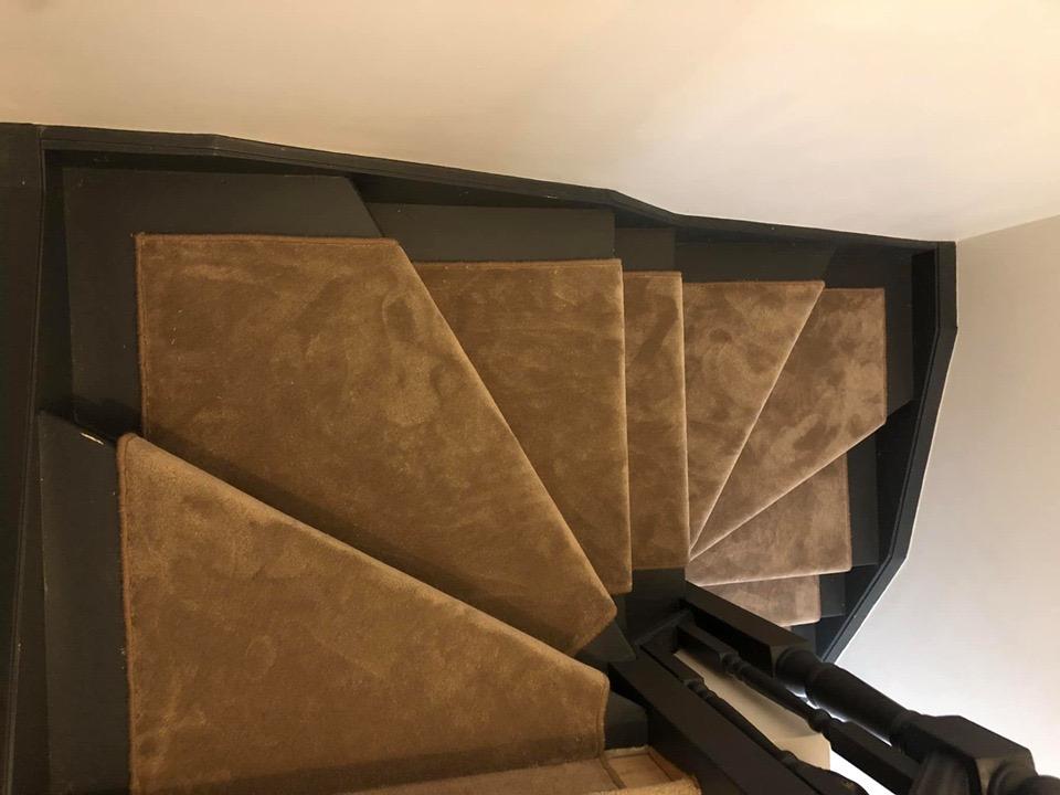 Stairs & Landing Carpet Runner - Roundhay, Leeds