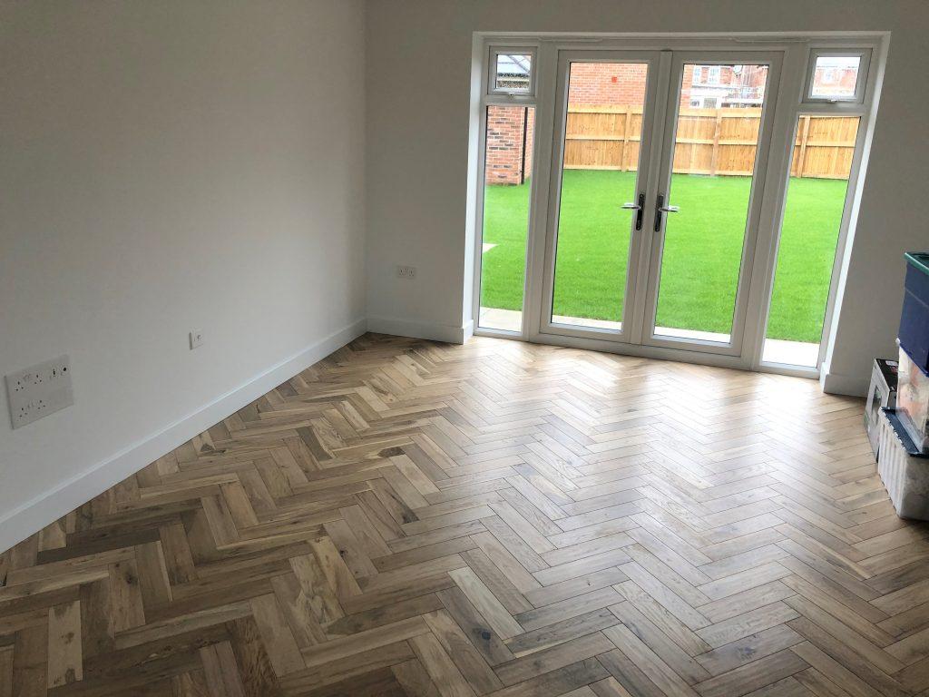 Sanders & Fink Worn Oak | Cheshire | Floorstore