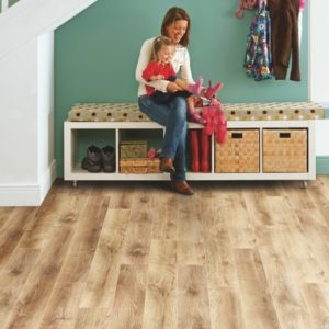 Elka 12mm V-Groove Barn Oak | Laminate Flooring | Floorstore