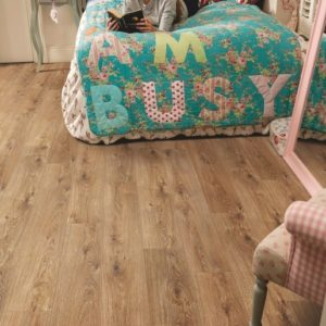 Elka 12mm V-Groove Cinnamon Oak | Laminate Flooring | Floorstore