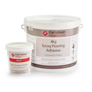 Karndean 4kg Epoxy Resin | Buy Online | Floorstore