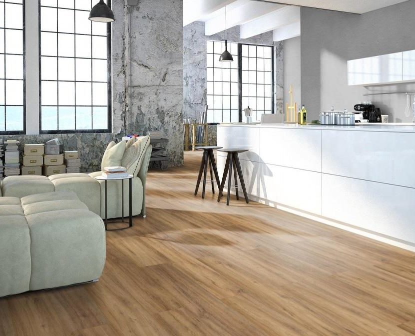 Classen Style 8 Realistic Urbino, Realistic Laminate Flooring