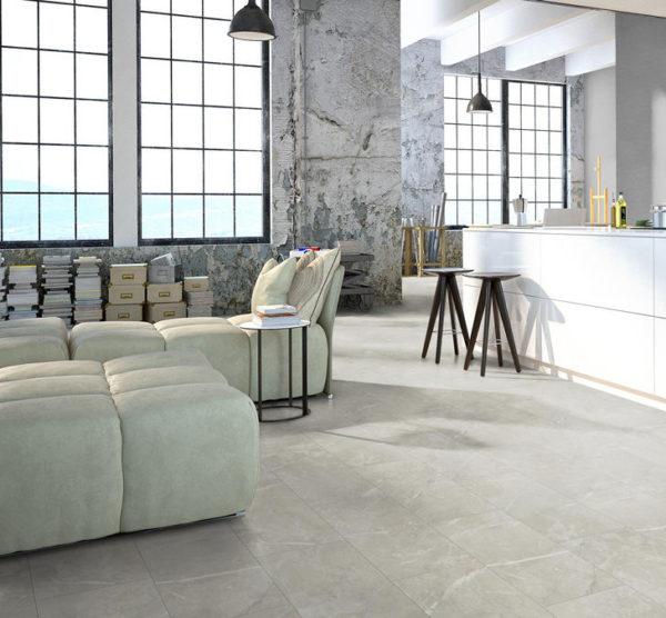 Classen Visiogrande Beige Granite | Laminate Flooring | Floorstore