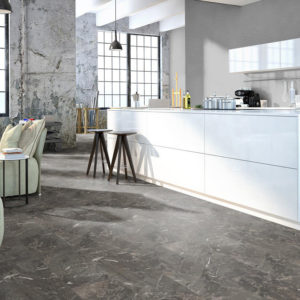 Classen Visiogrande Black Granite | Laminate Flooring | Floorstore