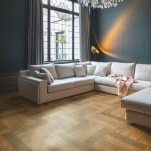 Quick-Step Disegno Cinnamon Raw Oak Extra Matt DIS4979S | Floorstore