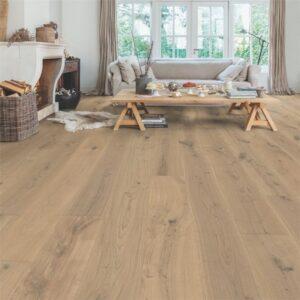 Quick-Step Massimo Cappuccino Blonde Oak Extra Matt MAS3566S - Floorstore