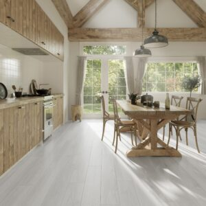 Invictus Maximus Click French Oak Polar | Floorstore